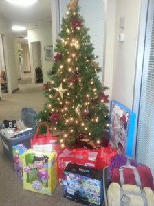 Roughley Team gives back in 2013