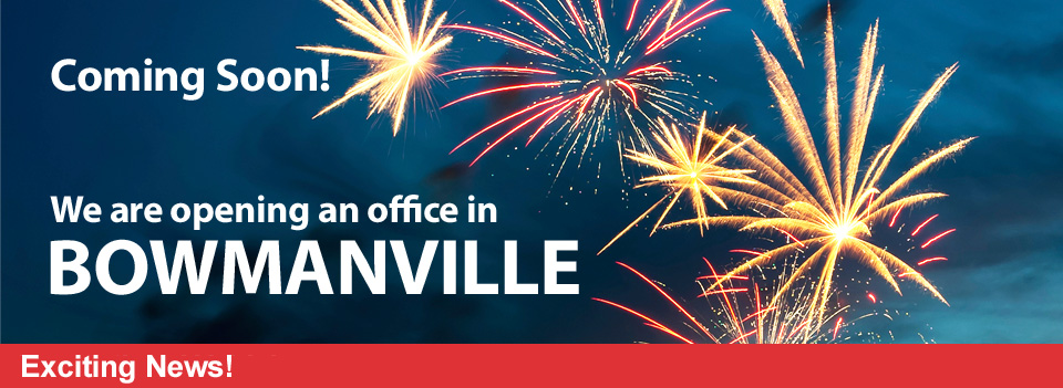 New Bowmanville Office
