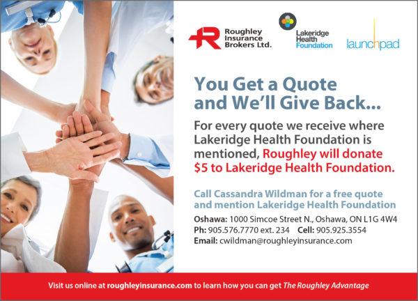 Lakeridge Health Foundation Launchpad