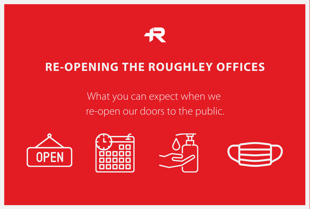 Roughley Insurance Offices – Phase 3 Update